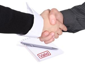 Podpisujemy umowę z Operatorem Infrastruktury