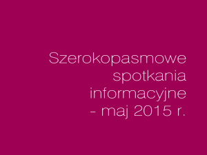 """""""Szerokopasmowe"""" spotkania w hrubieszowskich gminach"""