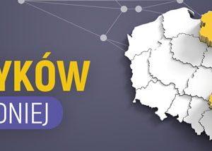 """Redakcja """"IT w Administracji"""" nagradza za wsparcie i rozwój Sieci Szerokopasmowej Polski Wschodniej!"""