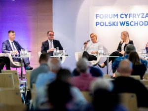 Forum Cyfryzacji Polski Wschodniej zakończone!